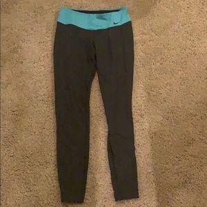 Nike dark grey leggings